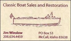 Silver Level Boat Show Sponsor and Sponsor of the Best Amateur Restoration